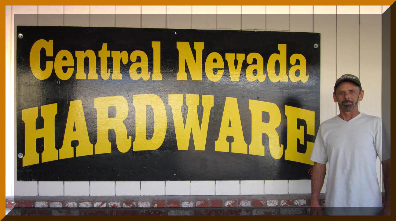 Central Nevada Hardware Pic